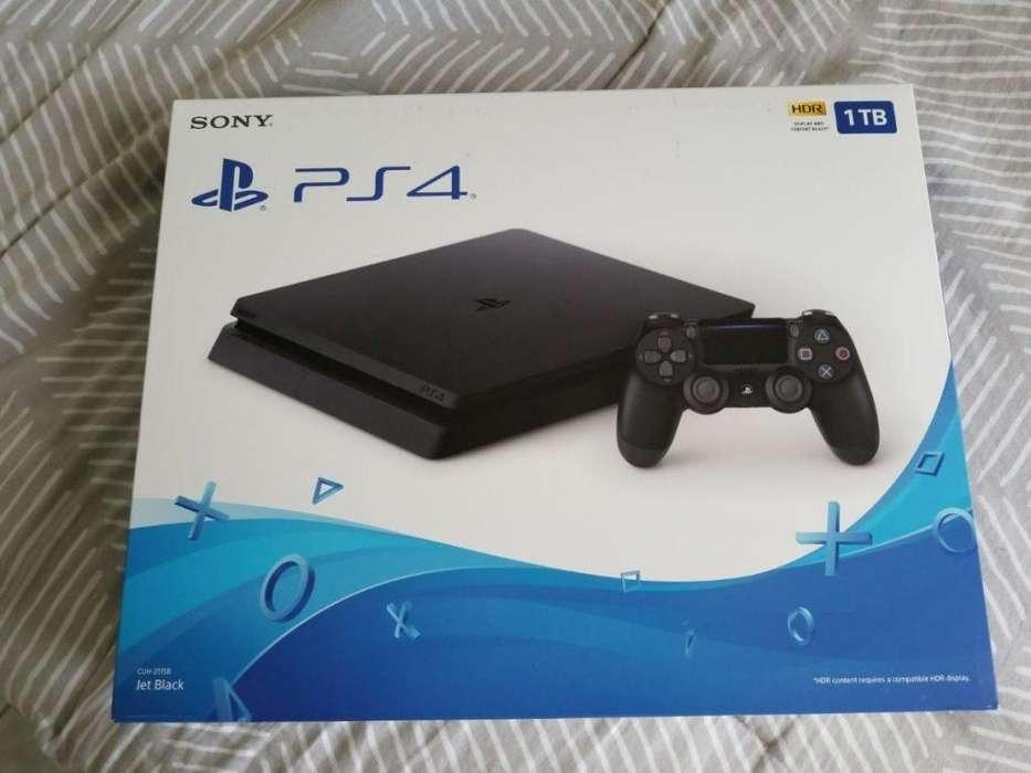 Playstation 4 Ps4 1Tb Nuevo de paquete sellado