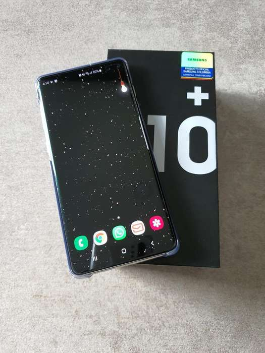 Vendo Samsung Galaxy S10 Plus