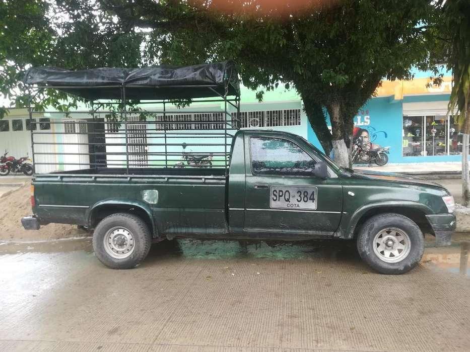 Camioneta Diesel de Platón