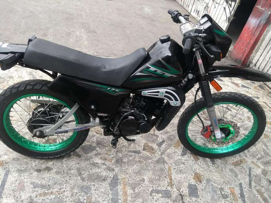 <strong>yamaha</strong> Dt 175 Hermoza, con Traspso