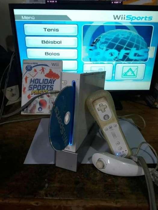Nintendo Wii de Oportunidad