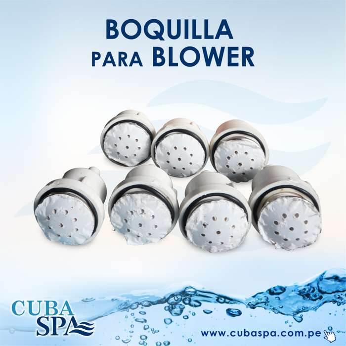 BOQUILLAS DE BLOWER