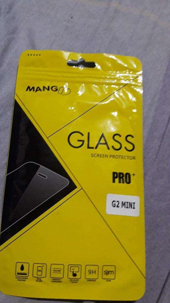 Vidrio Templado para G2 Mini