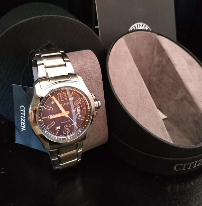 Reloj Citizen Eco-drive (nuevo)