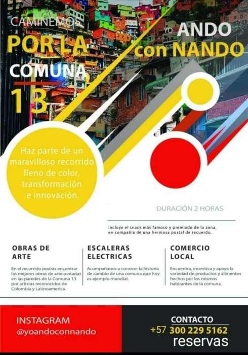Tour Turístico Medellin