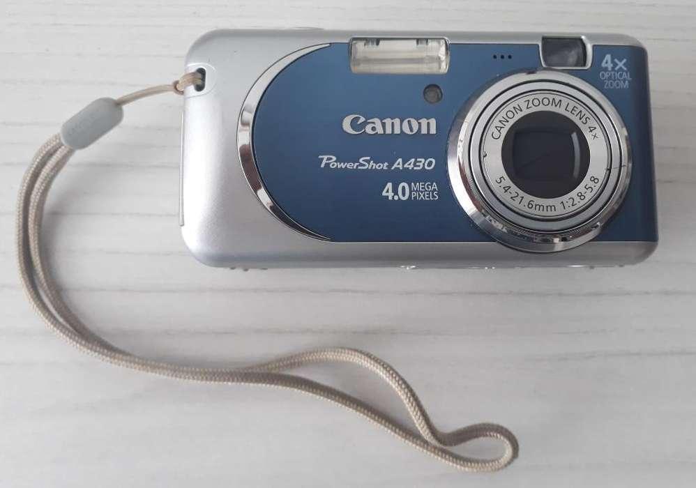 Camara <strong>canon</strong> 4.0 Pixels