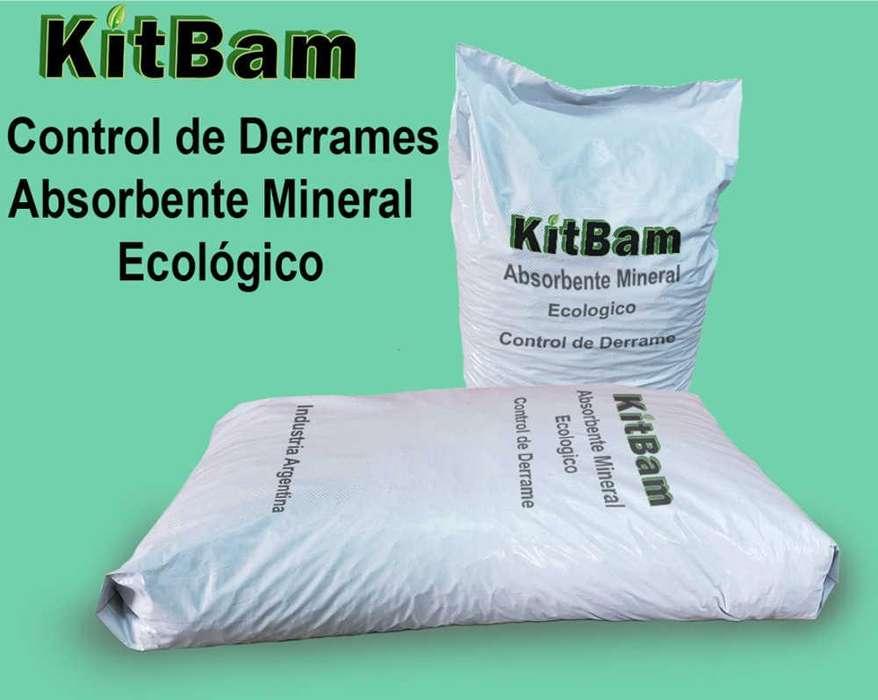 Absorbente De Hidrocarburos Oferta Por 50 Bolsas - 20kg C/u