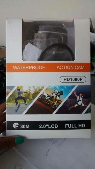 cámara deportiva hd 1080 p