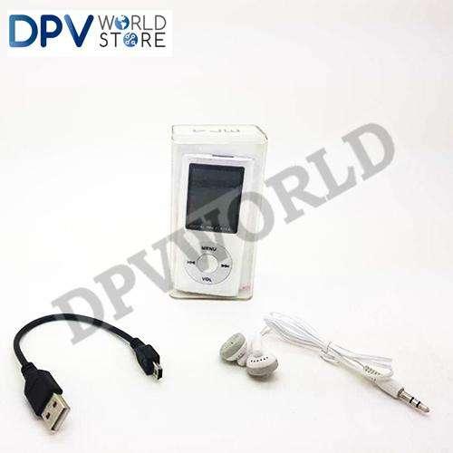 Reproductor <strong>mp4</strong> Micro Sd Soporta 16gb Clip Grabadora De Voz