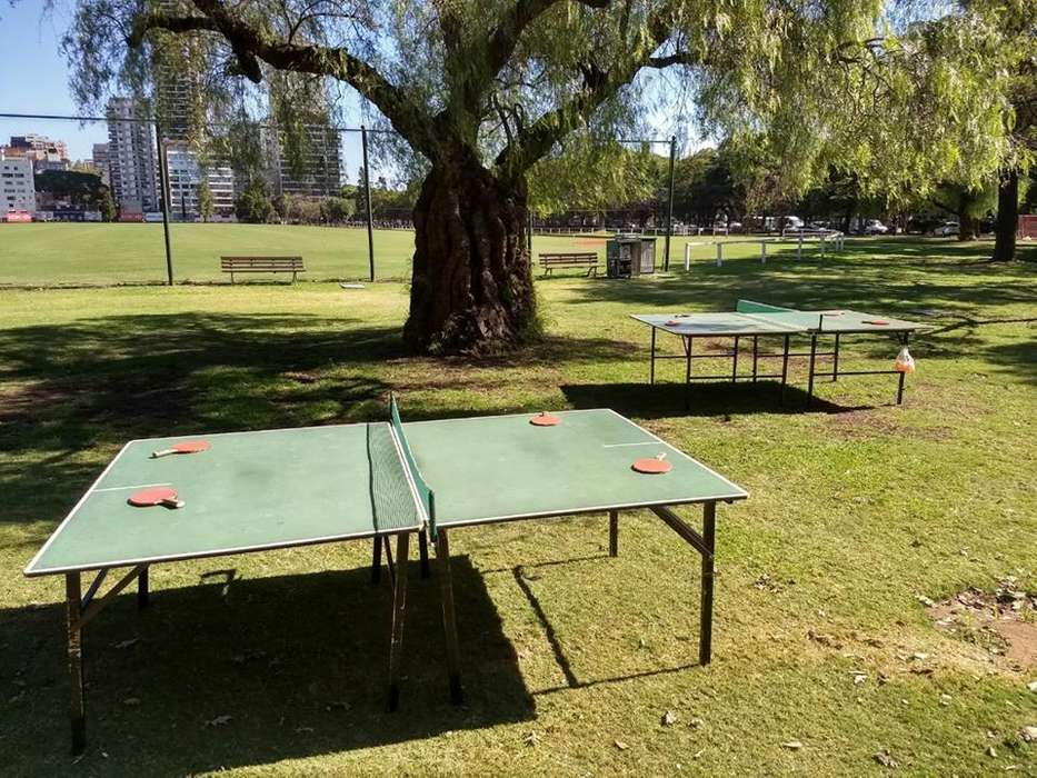 Alquiler de mesas de ping pong