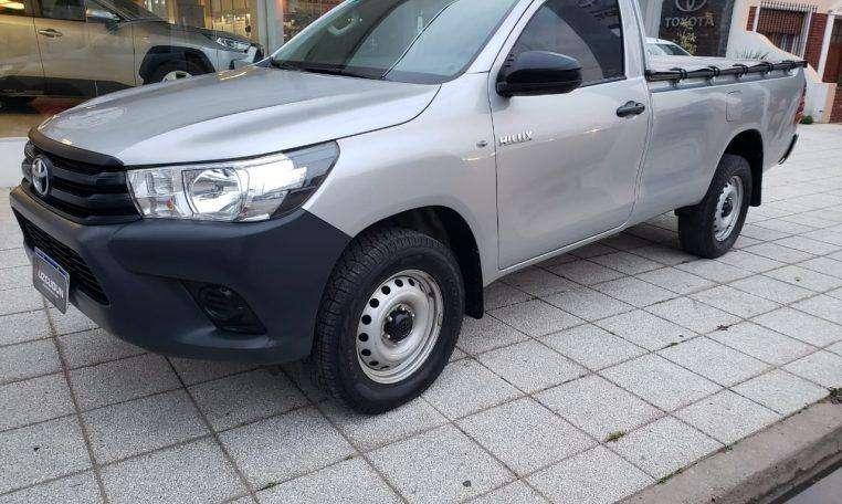 Toyota Hilux 2017 - 125000 km