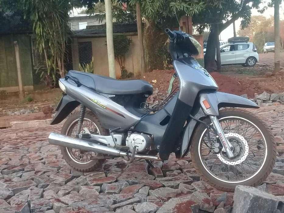 Moto Gilera Smash 110