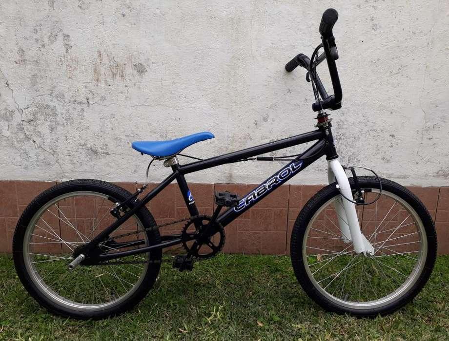 Bici BMX Freestyle - rod 20 - ¡Impecable!