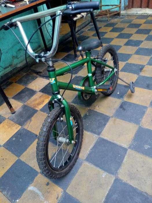 Bicicleta Unibike R16