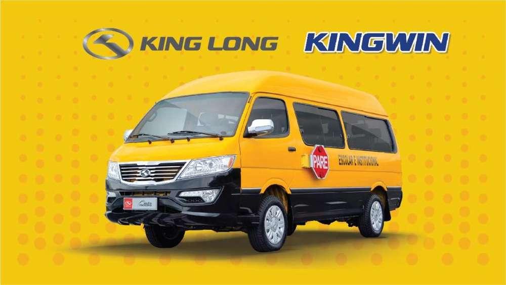 FURGONETA KING LONG KING WIN 2020
