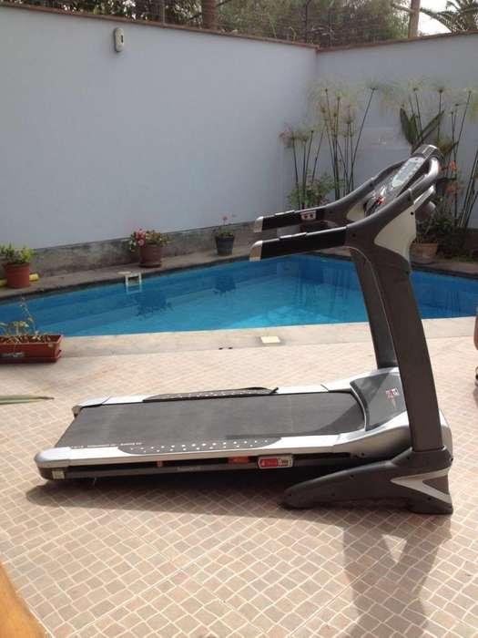 Caminadora Marca Body Sculpture 6 Velocidades Secuencial Poquisimo Uso 10Km
