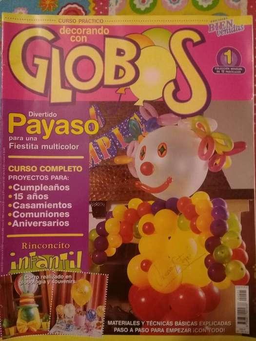 Decorando con Globos N1