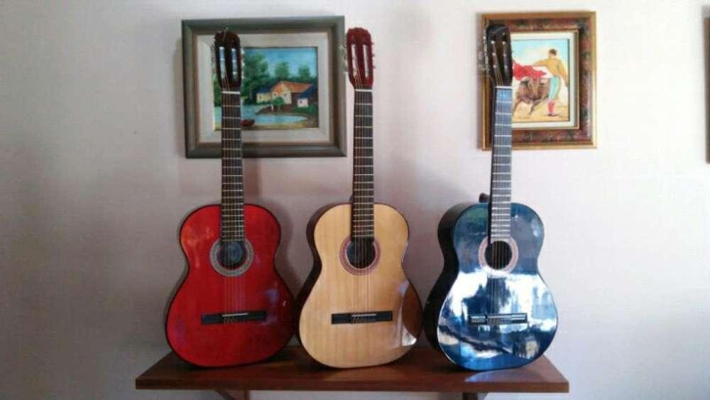 Guitarra Criolla Excelente Sonoridad