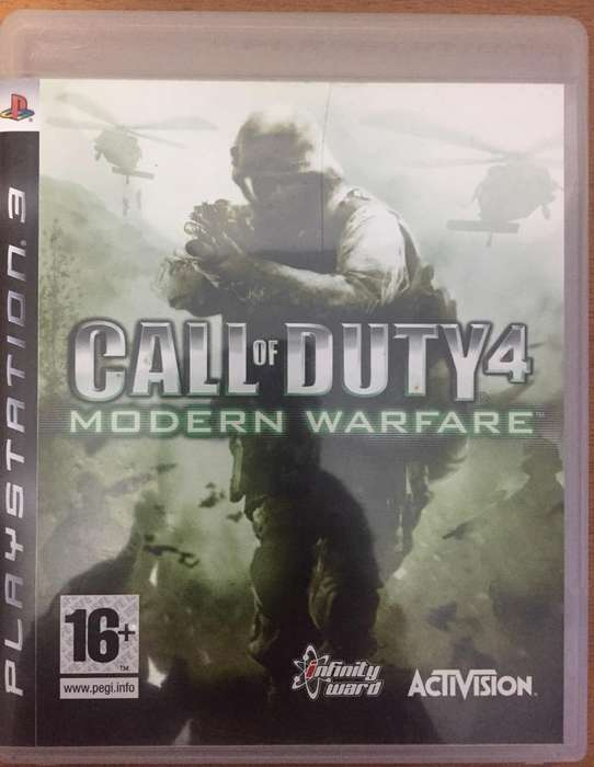 Call Of Duty Modern Warfare 4