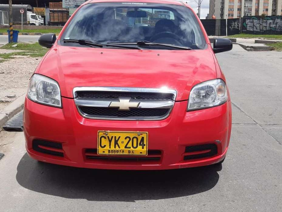 Chevrolet Aveo Emotion 2008 - 120000 km