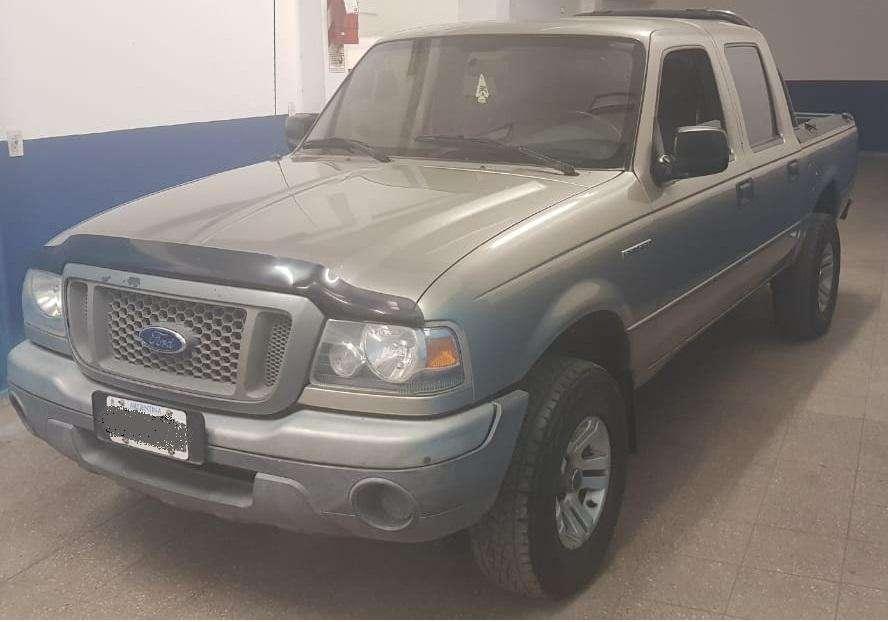 Ford Ranger 2008 - 230000 km