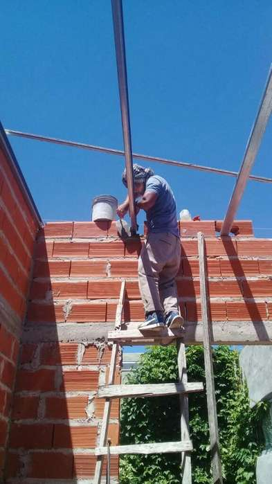 Trabajos en Genetal Albañileria Soldadur