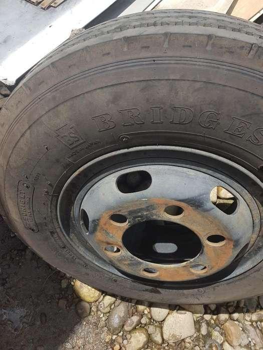 Llanta Rin 16 Bridgestone