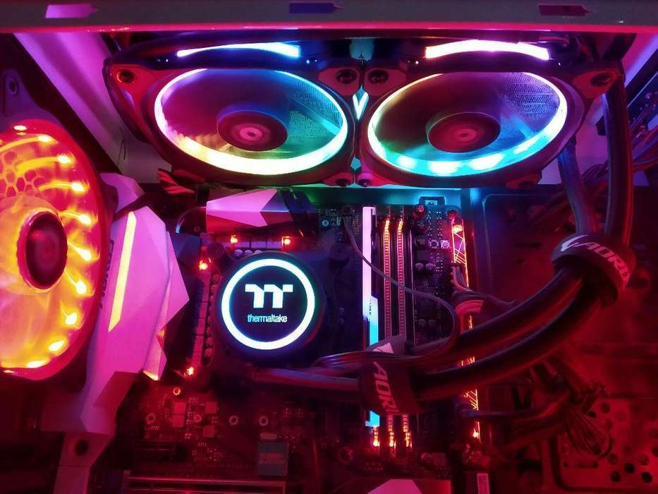Cambio Pc Gamer por Moto Aldia