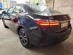 Toyota Corolla Seg Cvt 2017 Tope de Gama