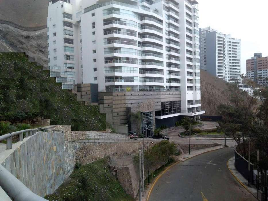 ALQUILER DPTO CERROS DE CAMACHO 262 m2 SGO. SURCO US2150.
