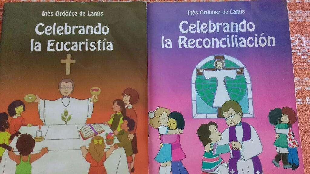 Libros para Comunión