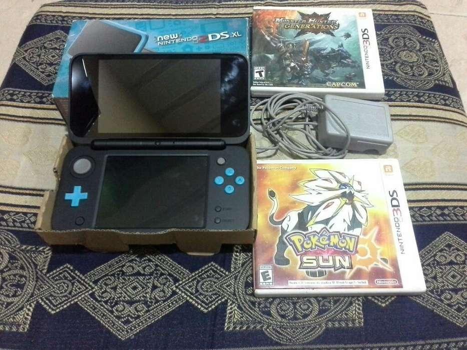 Venta de New Nintendo 2ds Xl