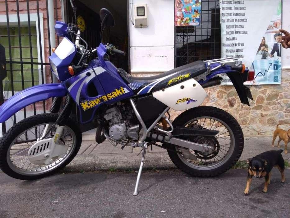 MOTO <strong>kawasaki</strong> 125