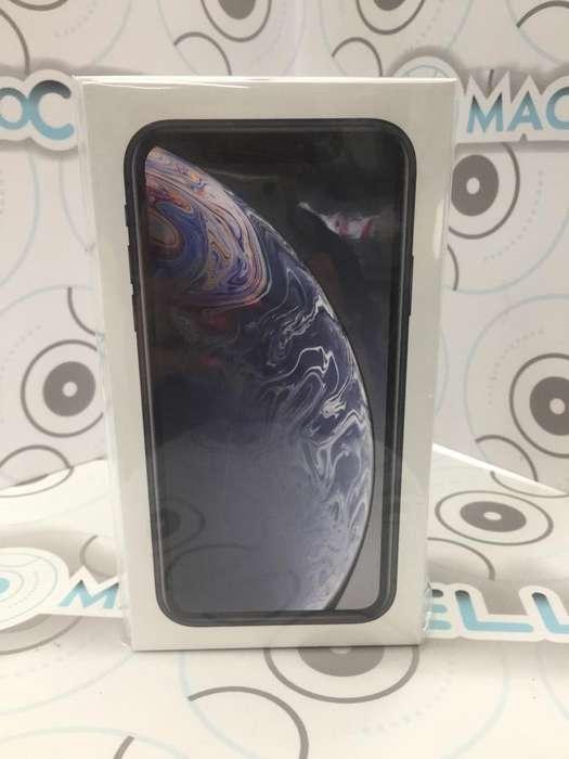 Vencambio iPhone Xr 64gb Negro, Nuevo