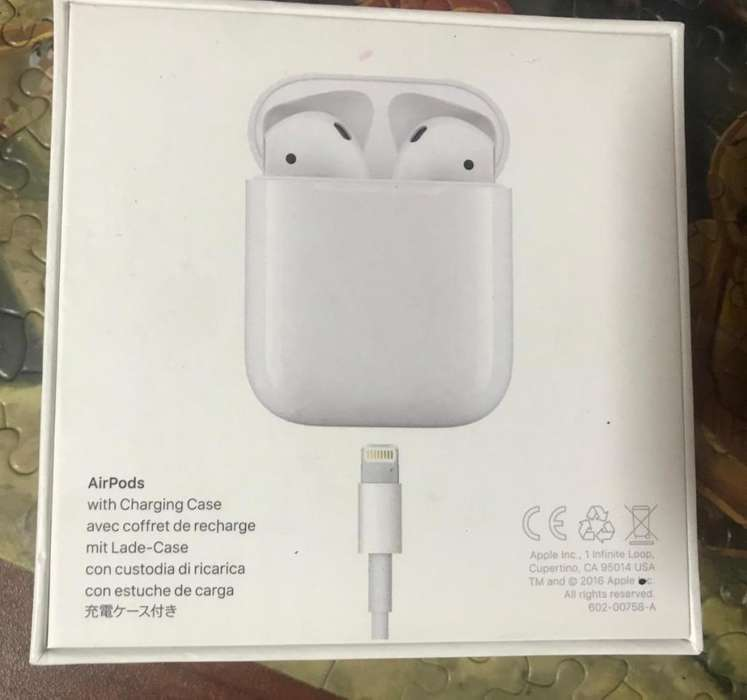 Apple AirPods Originales Sellados