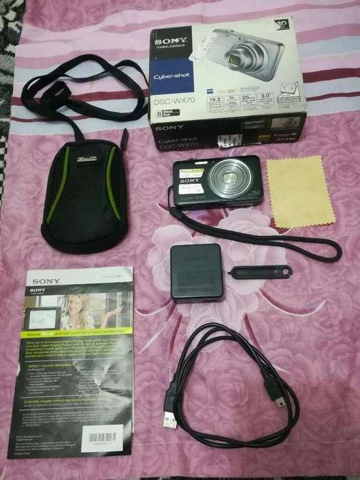 Cámara Fotográfica Semi Nueva Marca Sony