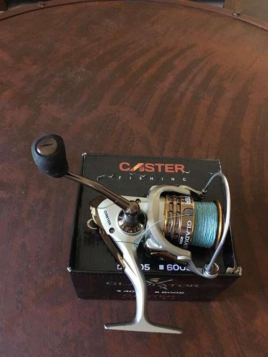 Reel Caster