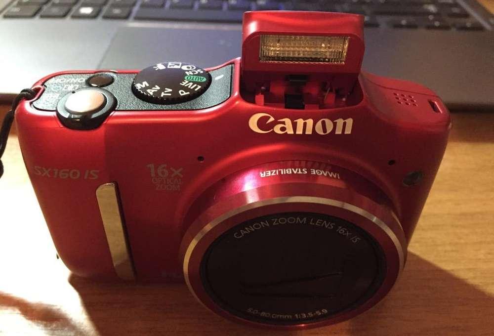 Camara Canon Powershot Sx160 Is