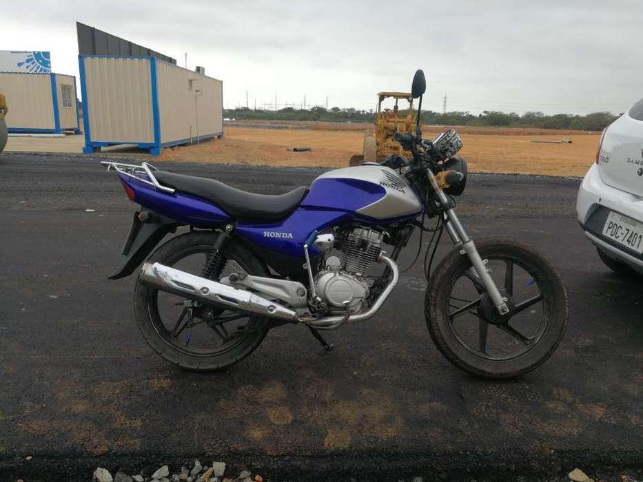 Vendo Moto Honda Al Dia