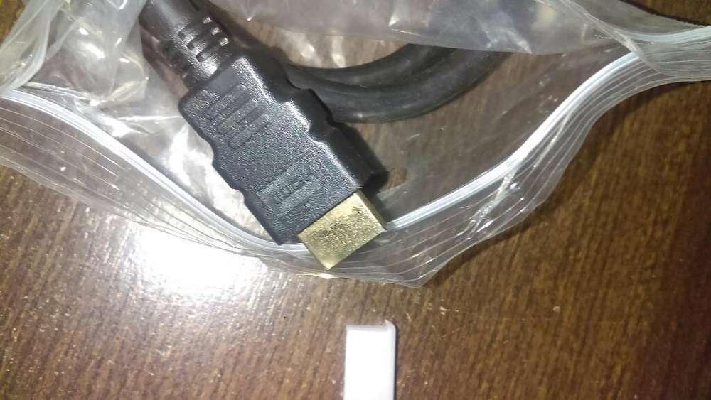 Cable Hdmi Y Dvd Nuevos