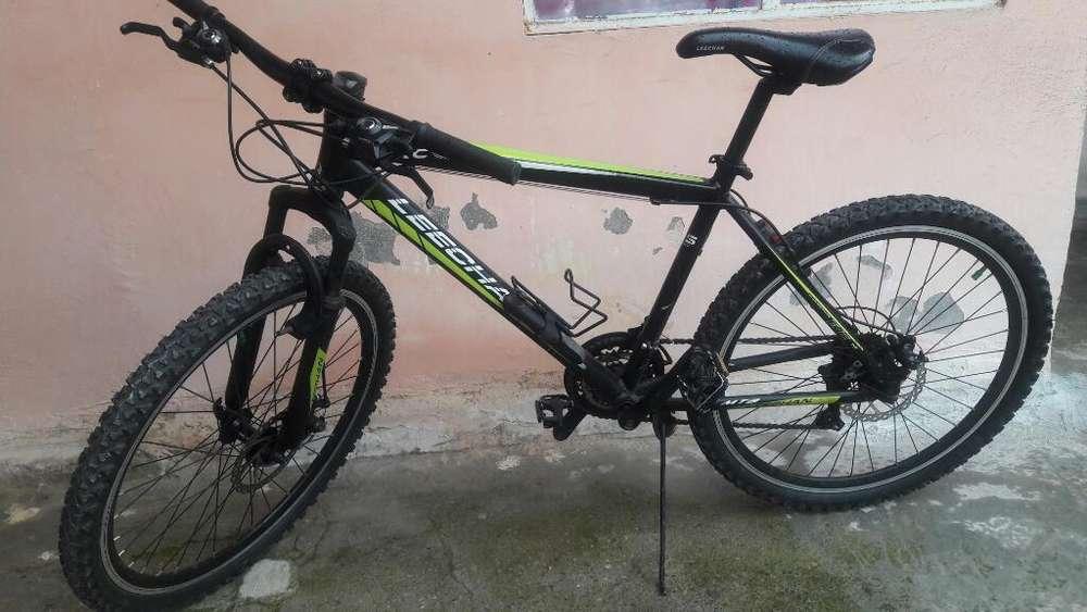 Se Vende Bicicleta Leechar