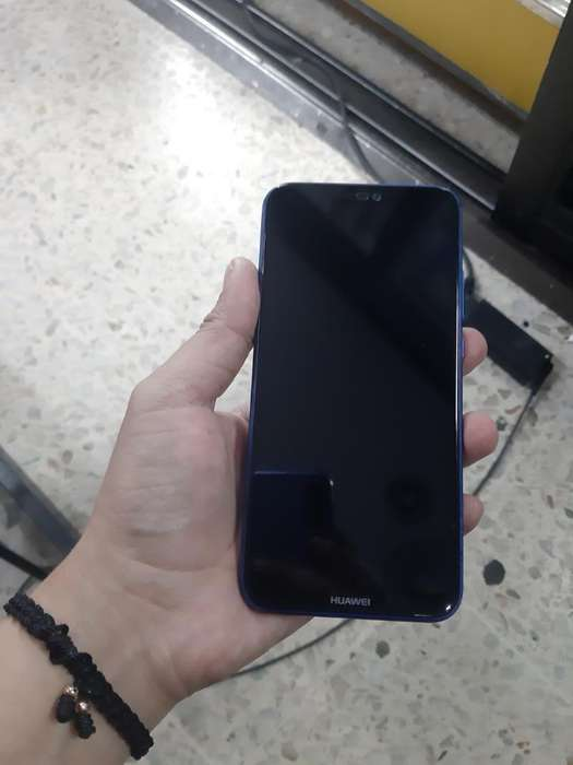 Huawei P20 Lite 4ram Azul 32gb