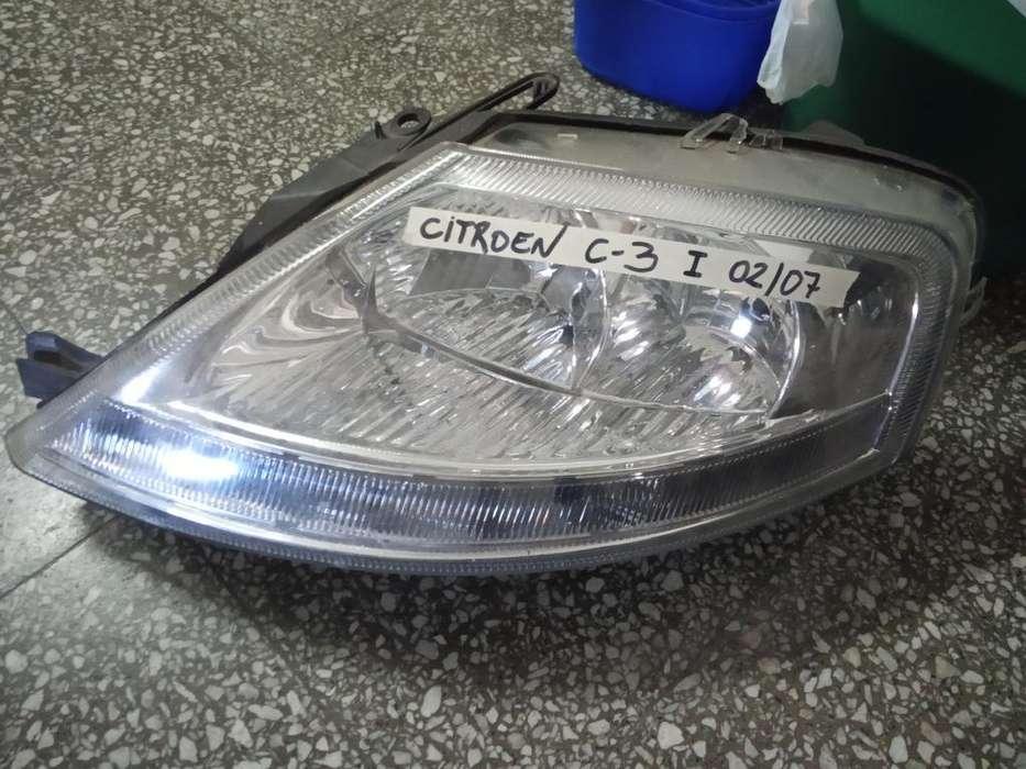 Optica Izq C3 2002/2007