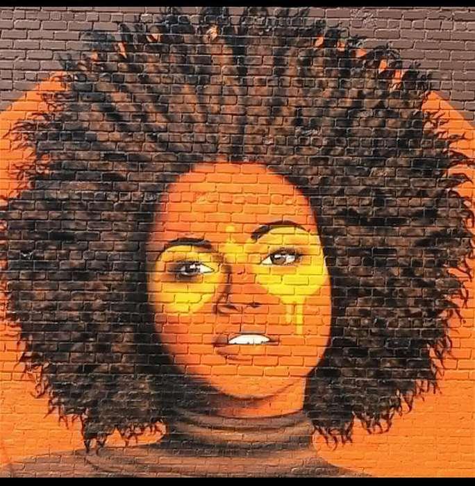 Arte Carboncillo Cuadro Oleo Pintura