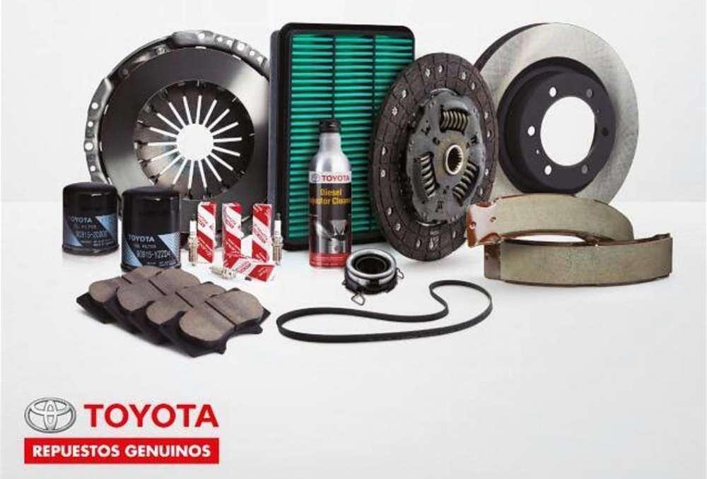 Repuestos Toyota Originales