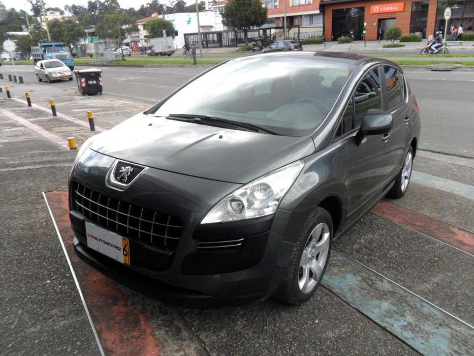 Peugeot 3008 2014 - 36000 km