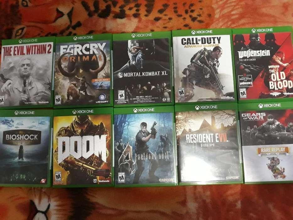 Venta Y Cambio de Juegos Xbox One