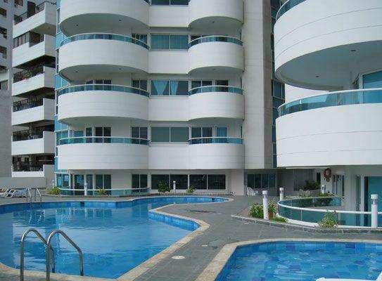 Apartamentos alquiler por dia meses en Laguito Bocagrande morros en Cartagena