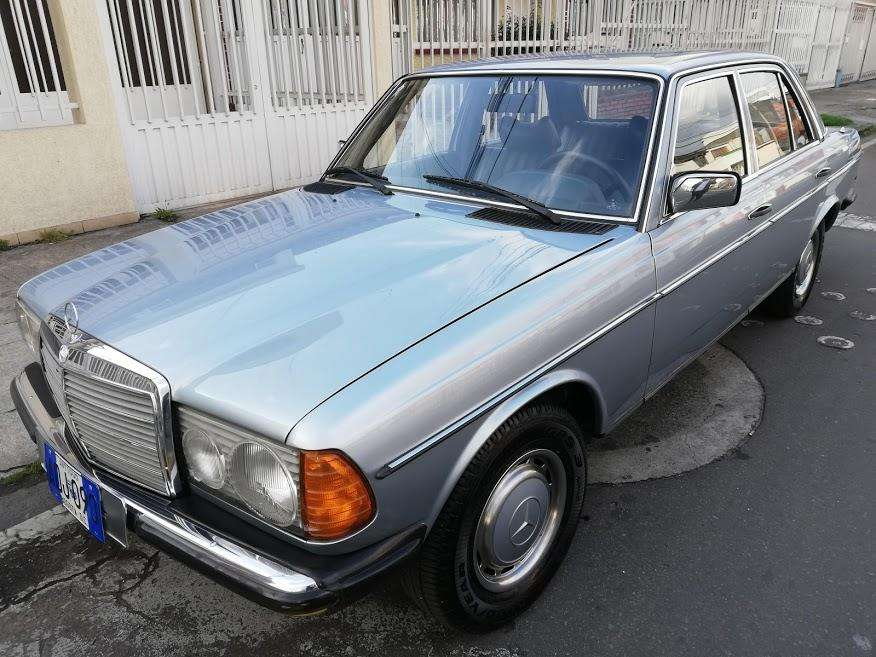 <strong>mercedes</strong>-Benz Clase M 1979 - 243000 km