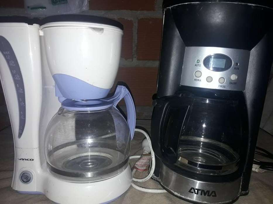 hornito y <strong>cafetera</strong>